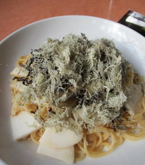 Cafe Dining CRESCENT-クレッセント- * 信州産ラ・フランスの冷製カペリーニ_f0236260_18425051.jpg