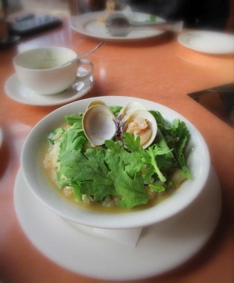 Cafe Dining CRESCENT-クレッセント- * 信州産ラ・フランスの冷製カペリーニ_f0236260_18593944.jpg