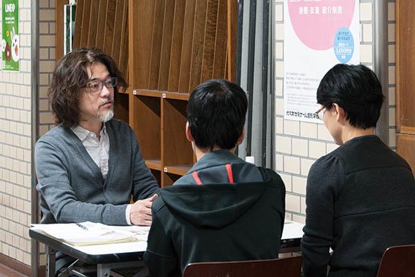 デッサン・色彩構成の体験イベントと受験相談会が行われました。_f0227963_20533591.jpg