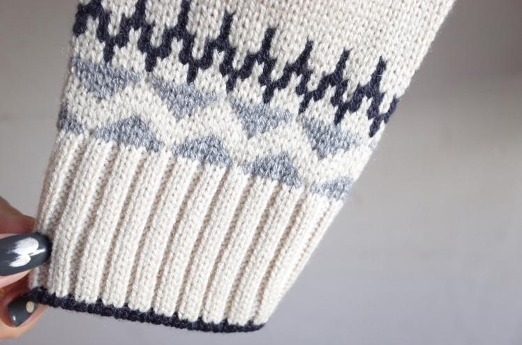 CYNICAL★柄切替knit★_e0269968_13205950.jpg