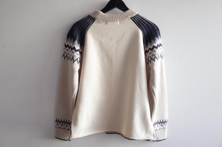 CYNICAL★柄切替knit★_e0269968_13210309.jpg