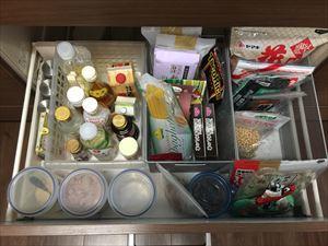 薬箱・文房具・キッチンの 引き出しを整えるお手伝い♪_a0239890_09152241.jpg