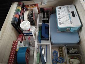 薬箱・文房具・キッチンの 引き出しを整えるお手伝い♪_a0239890_09195300.jpg