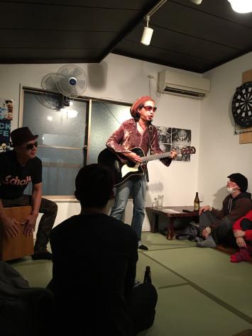 ジャックナイフ元リーダー和気優さんの全国ライブツアーに同行_a0112393_09452814.jpg
