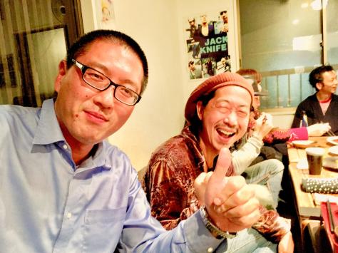 ジャックナイフ元リーダー和気優さんの全国ライブツアーに同行_a0112393_09453259.jpg