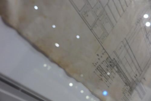 「明治期における官立高等教育施設の群像」展覧会に貸し出しの資料&図面の返却に立ち会う_c0075701_13544321.jpg