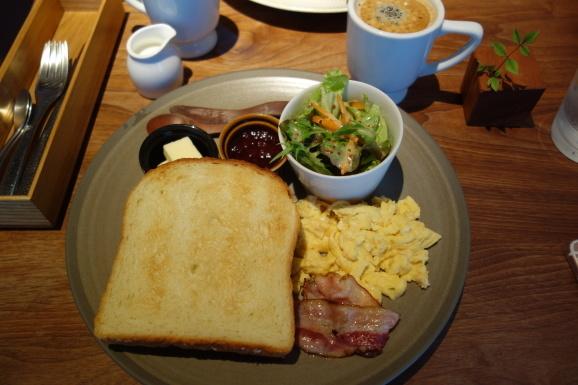 鎌倉2018 モーニングは念願のcafe recetteさんで_e0230011_17111044.jpg