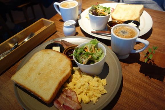 鎌倉2018 モーニングは念願のcafe recetteさんで_e0230011_17192268.jpg