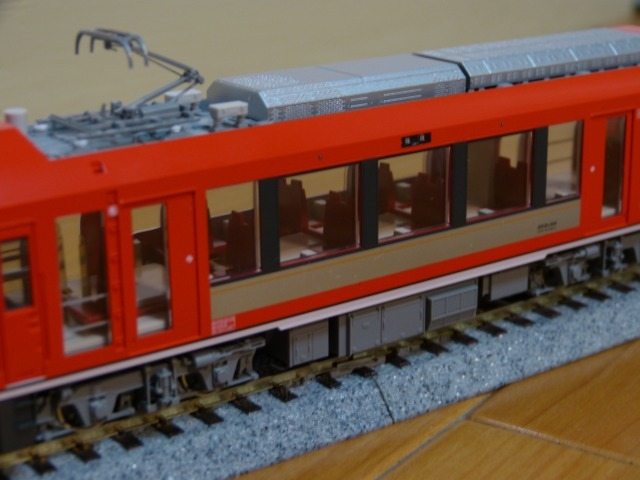 TOMIX 箱根登山鉄道3000形 HO-610_a0359818_20210926.jpg