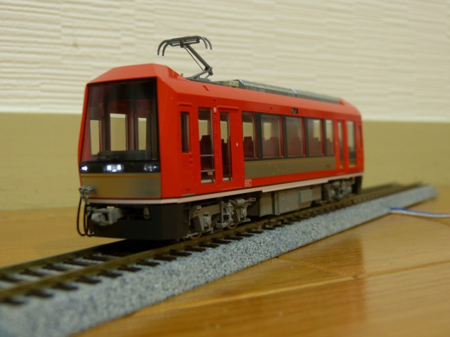 TOMIX 箱根登山鉄道3000形 HO-610_a0359818_20361959.jpg
