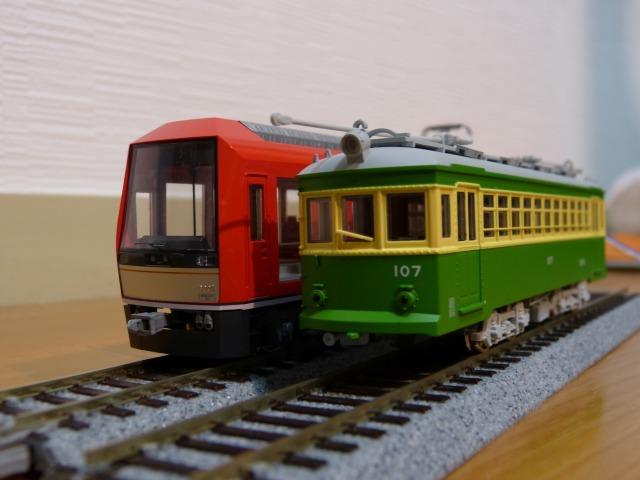 TOMIX 箱根登山鉄道3000形 HO-610_a0359818_20374739.jpg
