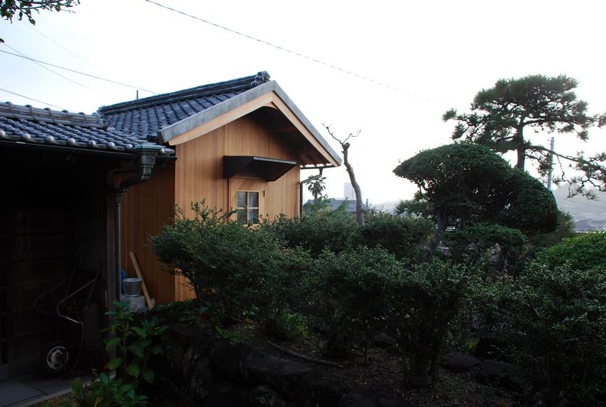 霧の中/児島の小さなアトリエ/Tiny Atelier/倉敷 _c0225122_09565191.jpg