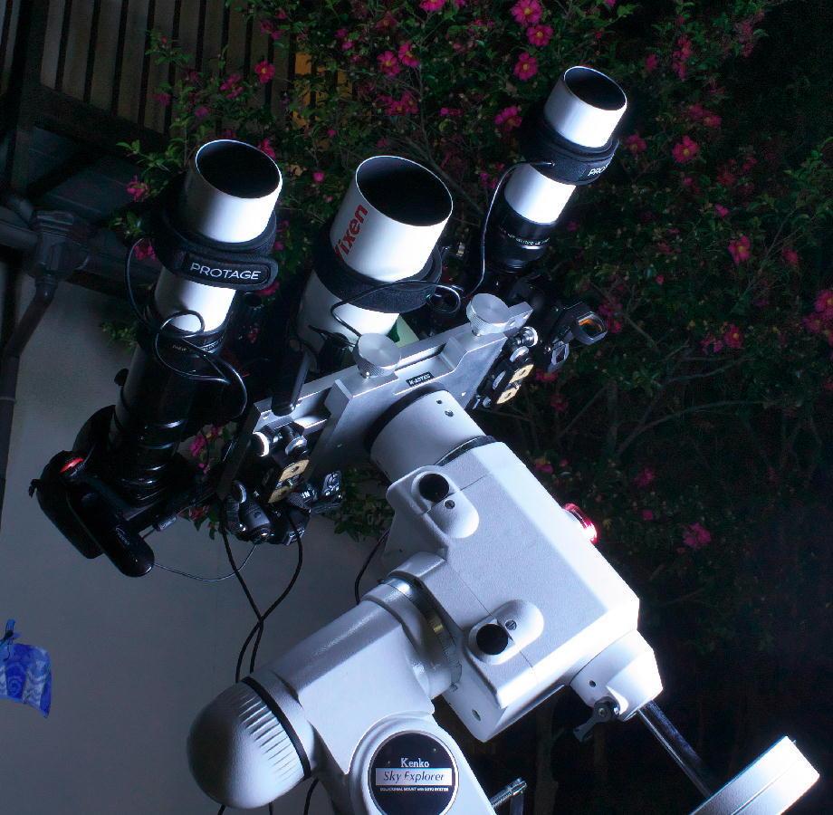 ウィルタネン彗星を攻撃する♪_f0346040_03473145.jpg