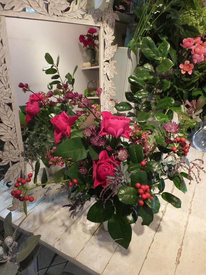 オークリーフ花の教室(山田さんの作品)_f0049672_17315207.jpg