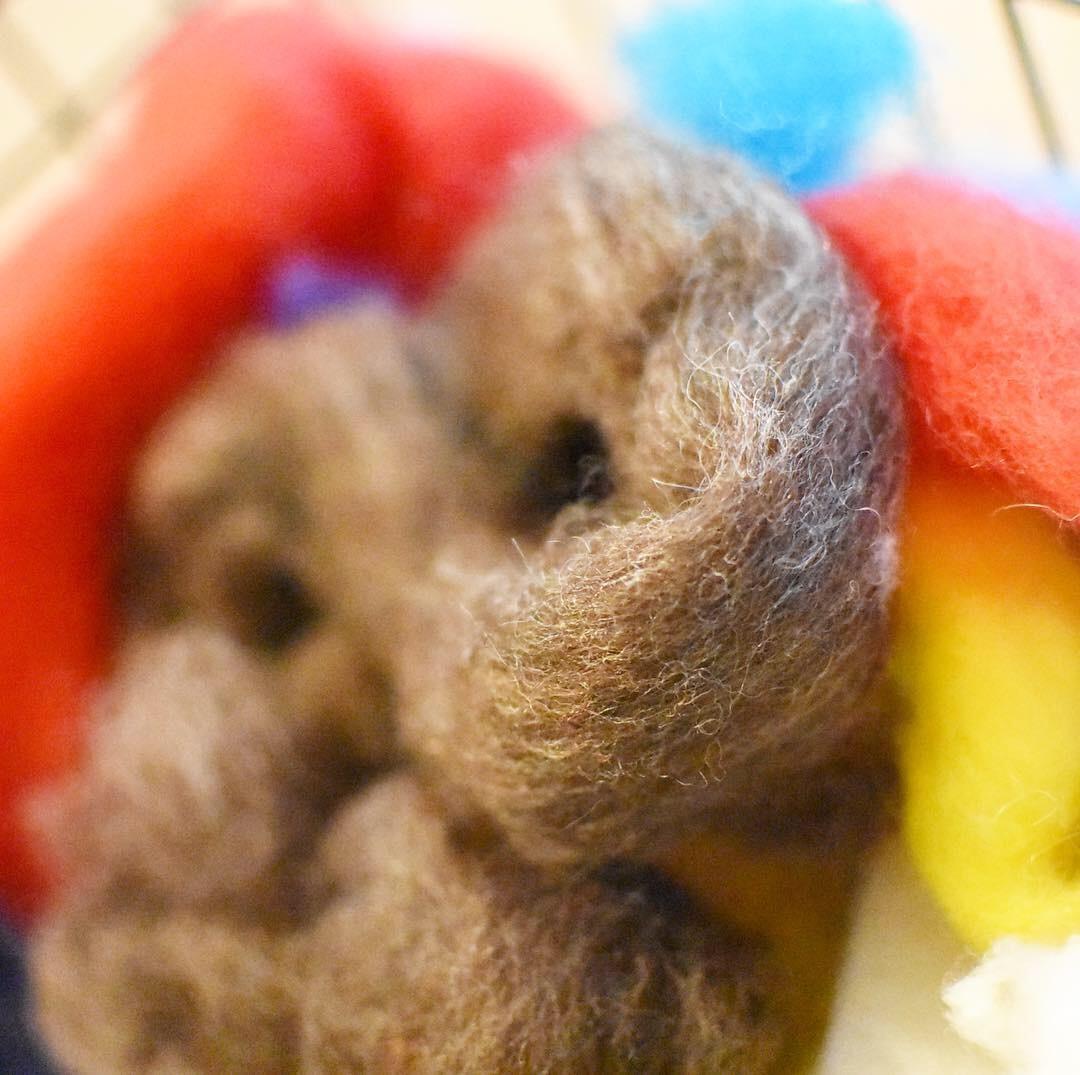 siroさんの羊毛フェルトで作るクリスマスオーナメントのワークショップ_a0325273_02221855.jpg