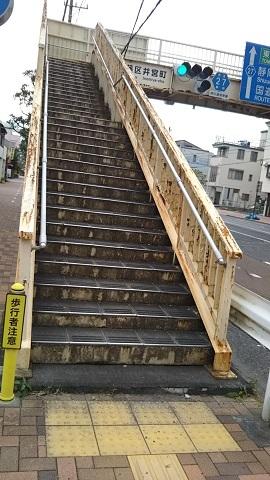 さよなら歩道橋_f0228680_09382160.jpg