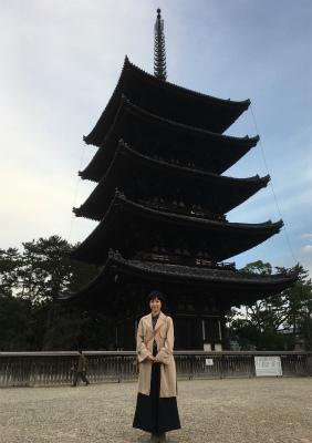久しぶりの旅行 奈良編_f0220089_18031582.jpg