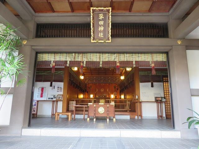 平田神社(代々木散歩①)_c0187004_21193070.jpg