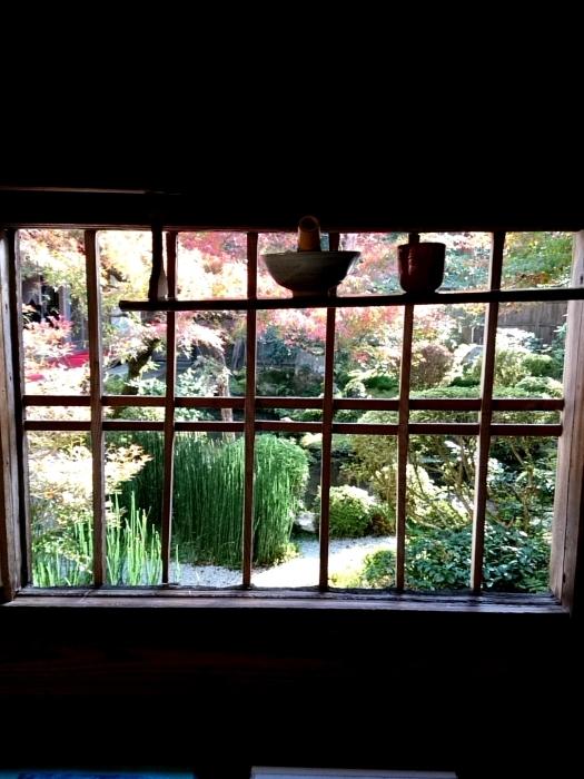 幸せ京都旅 「宝泉院」 大原の山里で心安らぐ美しき紅葉_c0362623_11094614.jpg