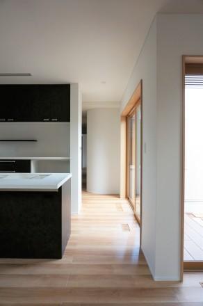 『町家のような二世帯住宅』 完成引き渡し_e0197748_11455537.jpg