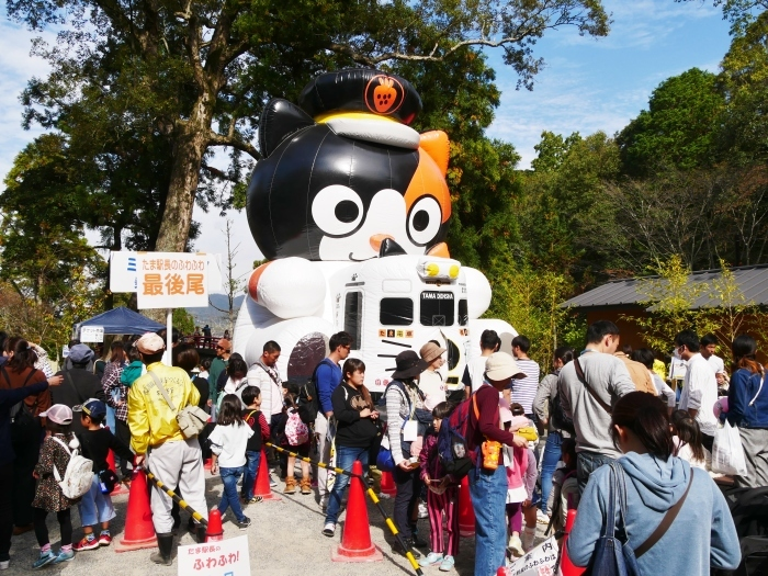 第12回 貴志川線祭り  2018-12-13 00:00_b0093754_22404745.jpg