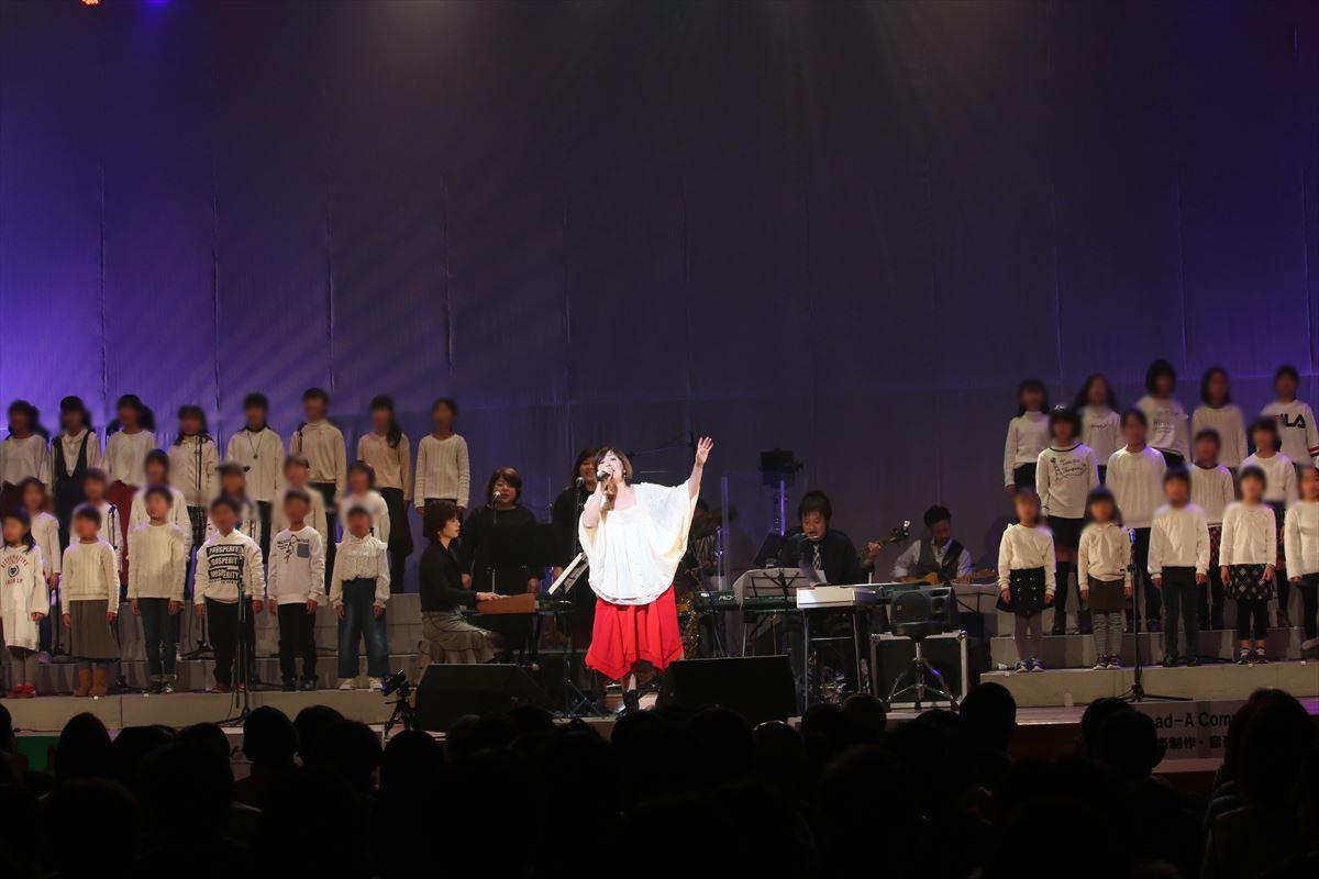 Kids concert 2018 in 福知山_e0163255_14594298.jpg