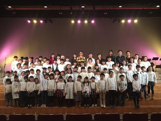 Kids concert 2018 in 福知山_e0163255_15070006.jpg