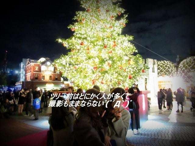 今年もバカラの「幸せを呼ぶルビークリスタル」 * 恵比寿ガーデンプレイス_f0236260_06255926.jpg