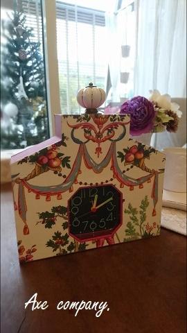 我が家のクリスマス⁉_e0208572_11244023.jpg
