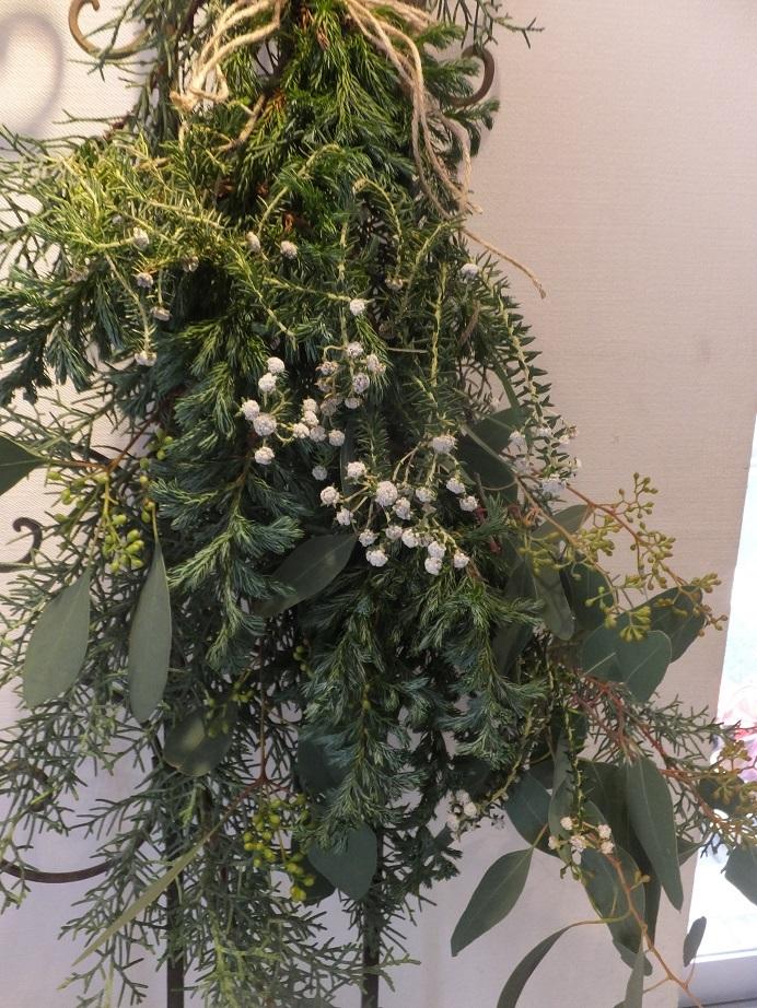 オークリーフ花の教室(落合さんの作品)_f0049672_18483689.jpg