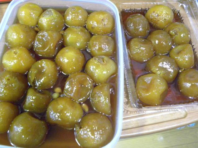 酢橘のジャムと甘煮_c0162773_11292942.jpg