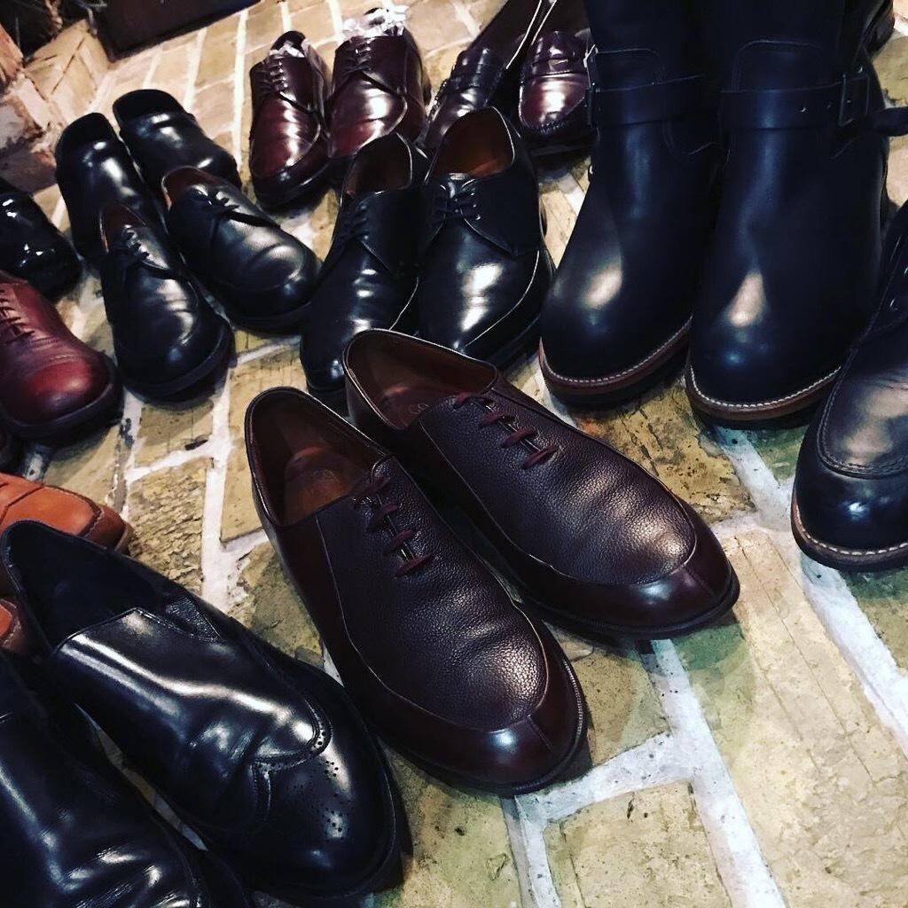 マグネッツ神戸店 12/15(土)Superior入荷! #2 Shoes Item!!!_c0078587_22125482.jpg