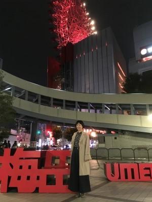 久しぶりの旅行 その2 大阪梅田編_f0220089_10352342.jpg