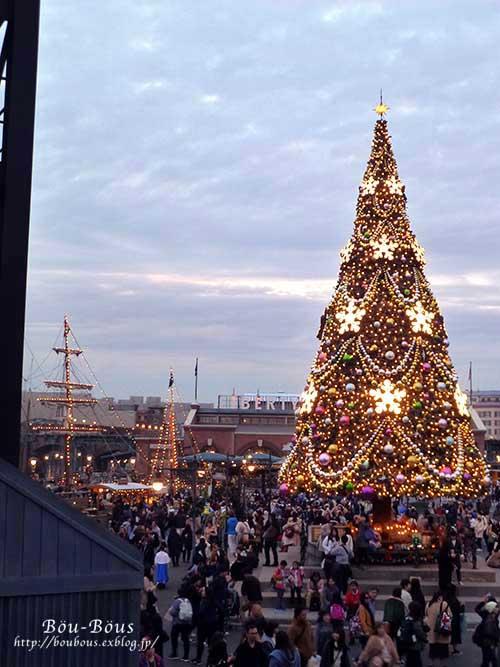 ディズニーシーのクリスマス その3 _d0128697_429053.jpg
