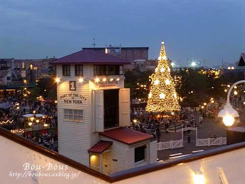 ディズニーシーのクリスマス その3 _d0128697_4291015.jpg