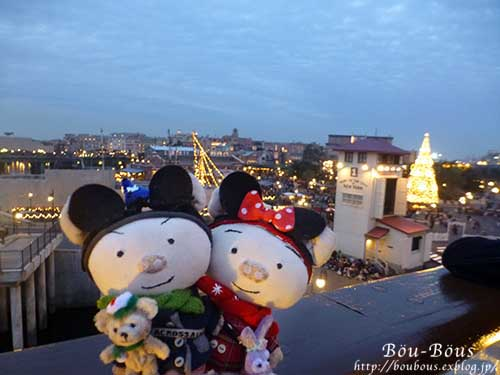 ディズニーシーのクリスマス その3 _d0128697_4291410.jpg