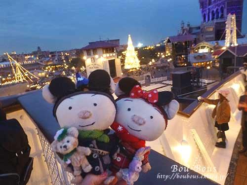 ディズニーシーのクリスマス その3 _d0128697_4292438.jpg