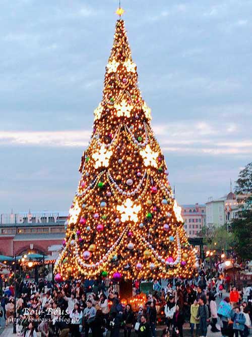 ディズニーシーのクリスマス その3 _d0128697_4294985.jpg