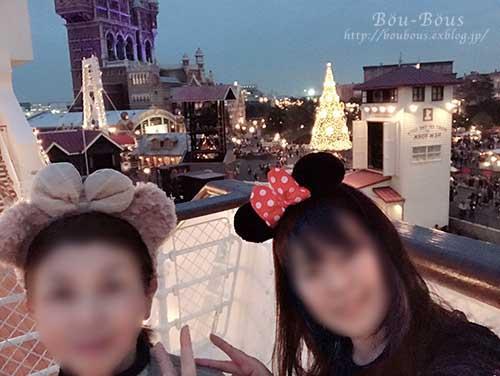 ディズニーシーのクリスマス その3 _d0128697_430884.jpg