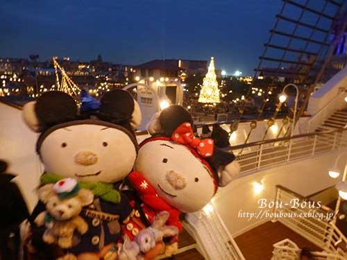 ディズニーシーのクリスマス その3 _d0128697_4512416.jpg