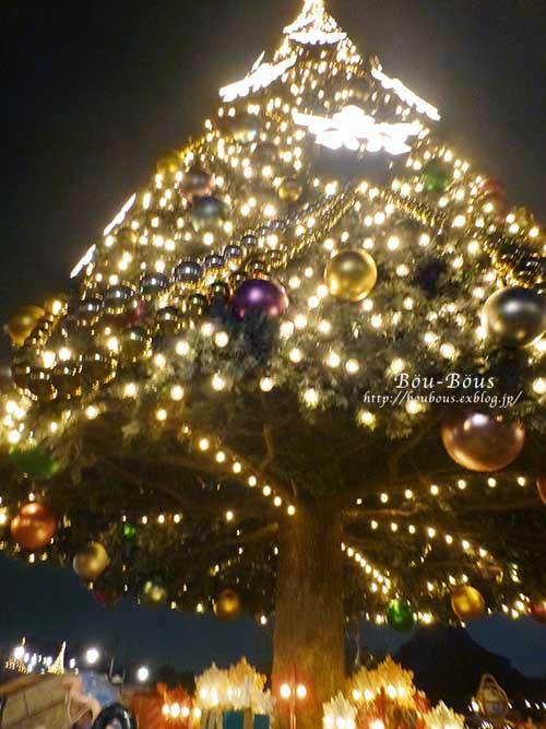 ディズニーシーのクリスマス その3 _d0128697_4515353.jpg