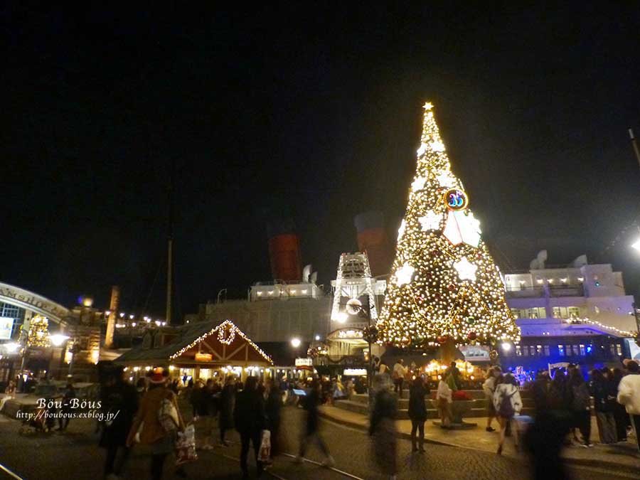 ディズニーシーのクリスマス その3 _d0128697_4532758.jpg