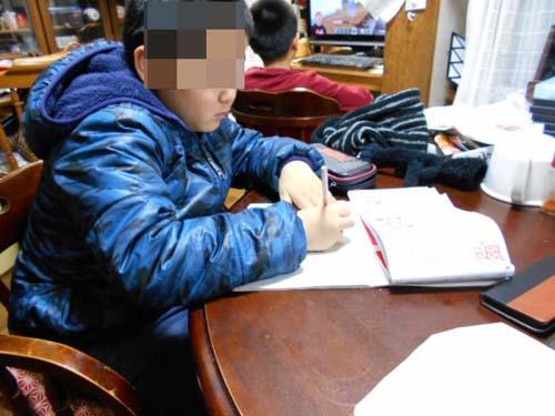 兄孫の学級担任の先生から電話が来た_f0019498_10432874.jpg