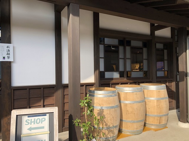 丸藤葡萄酒 (MARUFUJI WINERY)_c0124100_12251930.jpg