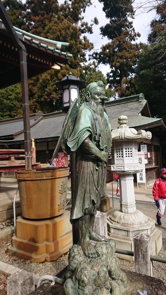 わかばと高尾山へ!_f0039907_14592674.jpg