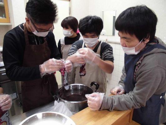 12/12 調理実習_a0154110_16132736.jpg