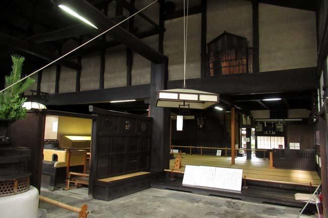 京都島原「角屋」_e0048413_17481804.jpg