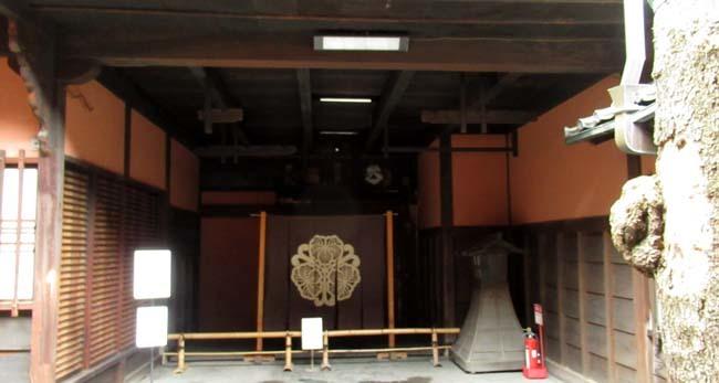 京都島原「角屋」_e0048413_17492684.jpg