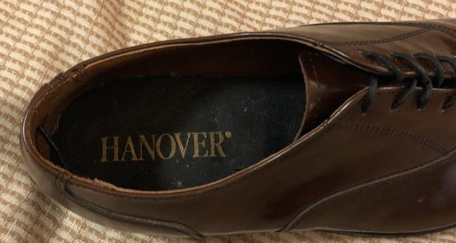 アメリカ仕入れ情報#40 80s デッドストック HANOVER SHOES!_c0144020_14334032.jpg