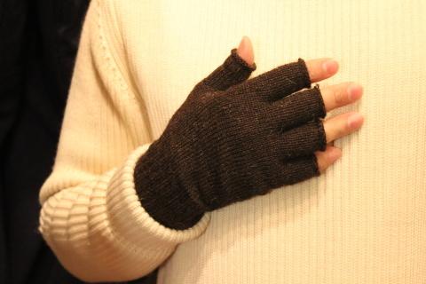 """重宝する「Black Sheep」 \""""Fingerless Glove\"""" ご紹介_f0191324_07172845.jpg"""